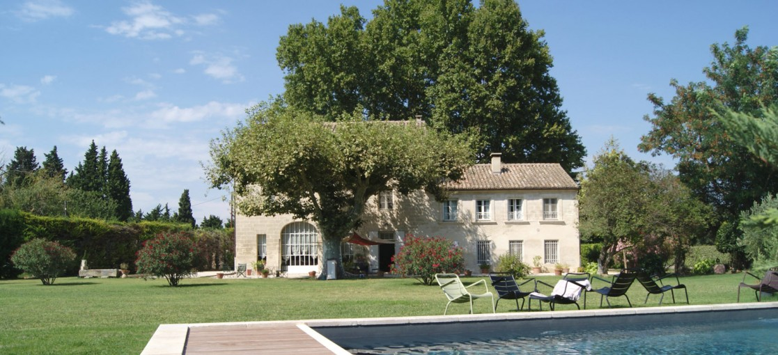Chambres d'hôtes Avignon La Ferme de Gigognan