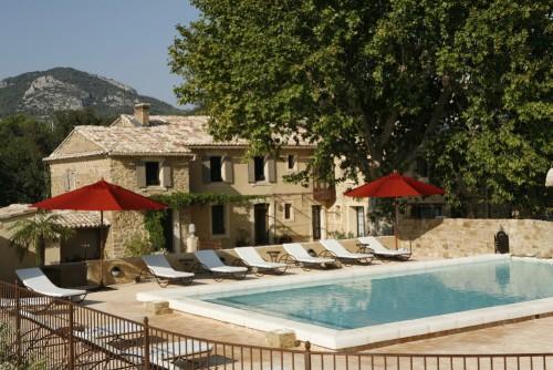 Le Clos Saint Saourde - chambres d'hotes Provence Alpes Côte d'Azur