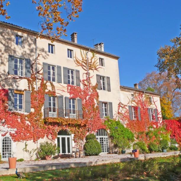 Domaine de Blacons Mirabel-et-Blacons - Chambres d'hôtes secrètes