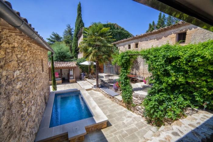 chambres d'hotes de charme en france - Mas de la Lombarde - Luberon