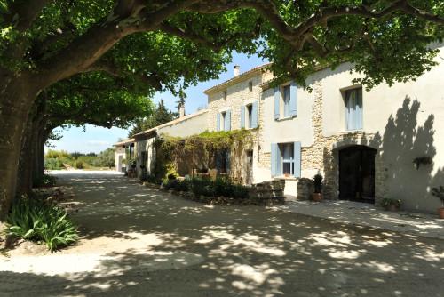 Bed and Breakfast Mont-Ventoux LE MAS TERRE DES ANGES