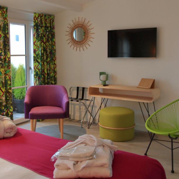 La Villa DolceLa Rochelle - Chambres d'hôtes secrètes