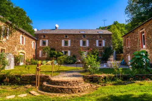 La Bastide d'Albignac - chambres d'hotes Occitanie